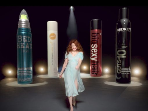 Beauty Brands – Hair Spray