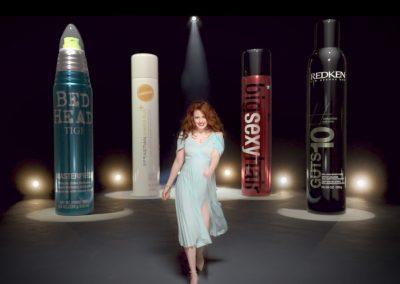 Beauty Brands – Hair Spray
